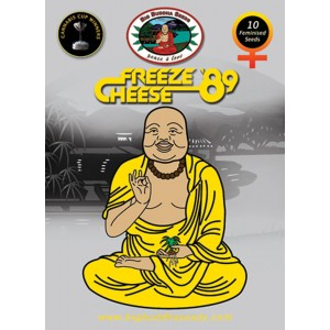 Big Buddha Seeds Freeze Cheese '89 (feminisiert)