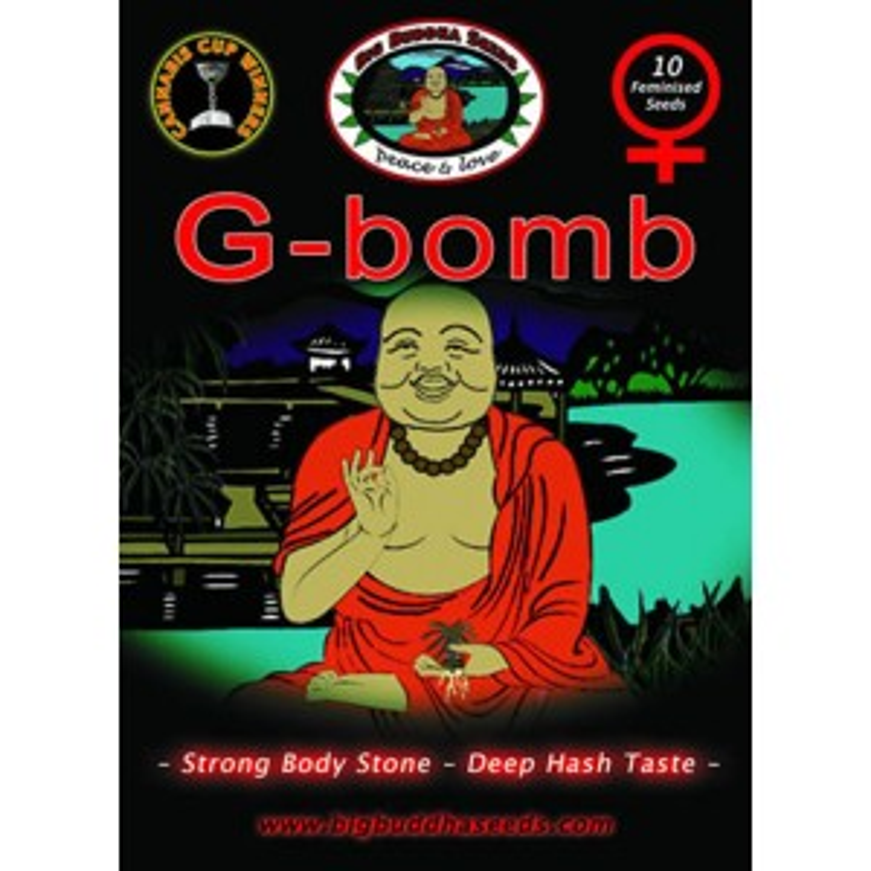 Big Buddha Seeds G Bomb
